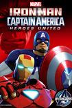 Marvel's Iron Man & Ca... (2014) Poster