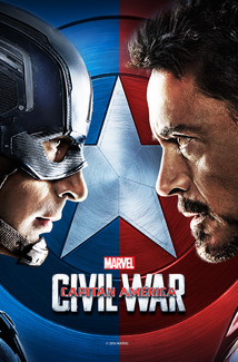 Capitán América: Civil War HD