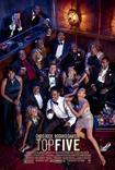 Top Five (2014) Poster