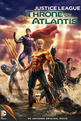Justice League: Throne of Atlantis (2015) Poster