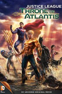 La Liga De La Justicia: El Trono de la Atlántida