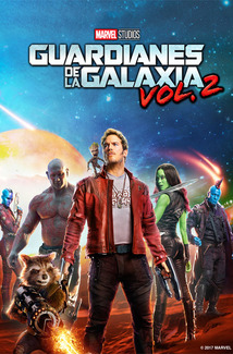 Guardianes de la Galaxia Vol. 2 3D