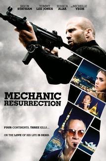 El Mecánico 2: La Resurrección