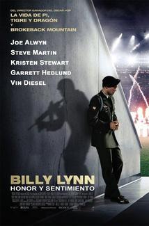 Billy Lynn - Honor Y Sentimiento