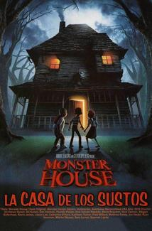 Monster House: La Casa de los Sustos