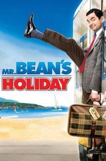 Las vacaciones de Mr. Bean (2007) Poster