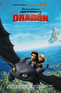 How to Train Your Dragon (2010) Poster