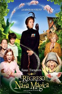 Nanny McPhee Returns (2010) Poster