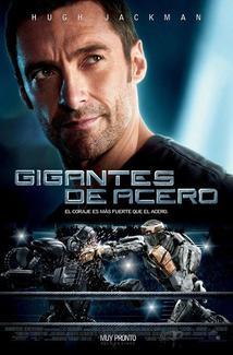 Gigantes de Acero (2011) Poster