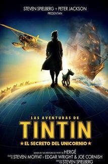 Las Aventuras de Tintín: El Secreto del Unicornio (2011) Poster
