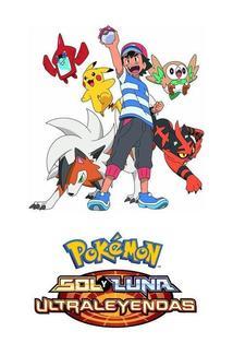 Pokémon: Sol y Luna - Ultraleyendas