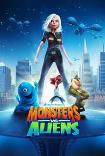 MONSTERS VS. ALIENS () Poster