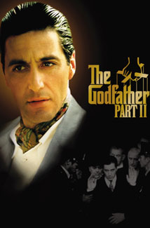 THE GODFATHER PART II () Poster