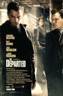 Los infiltrados (2006) Poster