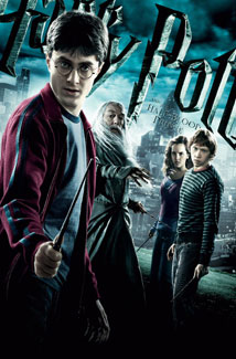 HARRY POTTER AND THE HALF BLOOD PRINCE () Poster