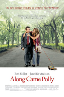 ALONG CAME POLLY () Poster