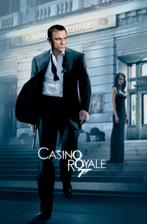 007: Casino Royale (2006) Poster