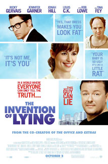 INVENTION OF LYING, THE () Poster