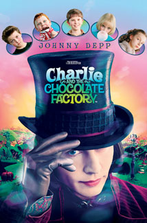 CHARLIE AND THE CHOCOLATE FACTORY () Poster