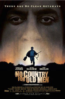 NO COUNTRY FOR OLD MEN () Poster