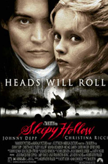 SLEEPY HOLLOW () Poster