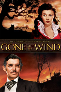 GONE WITH THE WIND () Poster