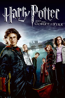 HARRY POTTER AND THE GOBLET OF FIRE () Poster