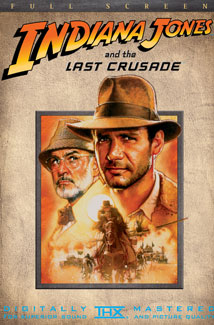 INDIANA JONES AND THE LAST CRUSADE () Poster
