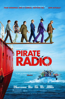 PIRATE RADIO () Poster