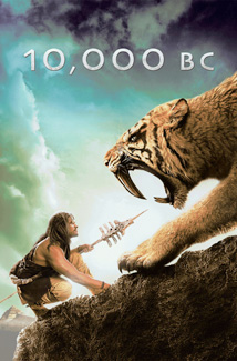 10.000 A.C. (2008) Poster
