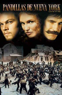 GANGS OF NEW YORK () Poster
