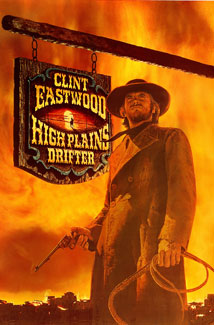 HIGH PLAINS DRIFTER () Poster
