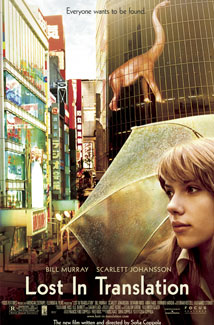 LOST IN TRANSLATION () Poster