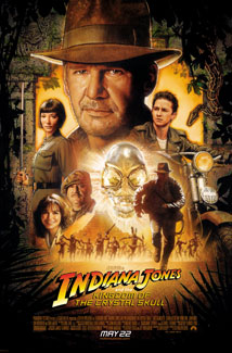 INDIANA JONES AND THE KINGDOM OF THE CRYST () Poster