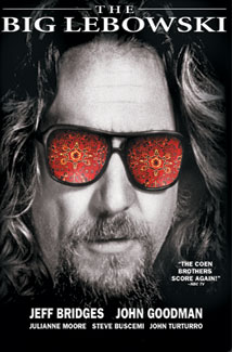 BIG LEBOWSKI, THE () Poster