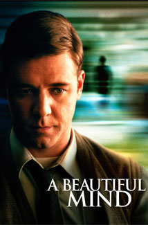 A BEAUTIFUL MIND () Poster