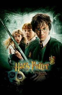 HARRY POTTER AND THE CHAMBER OF SECRETS () Poster