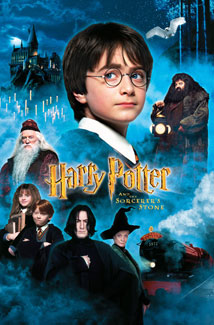 HARRY POTTER AND THE SORCERER'S STONE () Poster