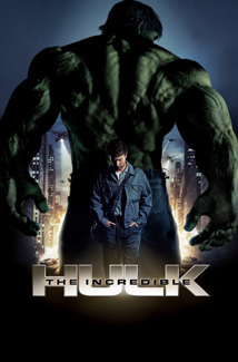 THE INCREDIBLE HULK () Poster