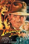 INDIANA JONES AND THE TEMPLE OF DOOM () Poster