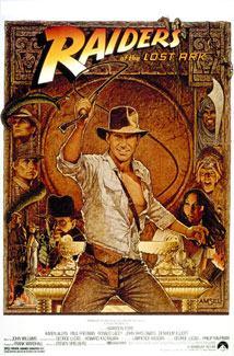 INDIANA JONES AND THE RAIDERS OF THE LOST