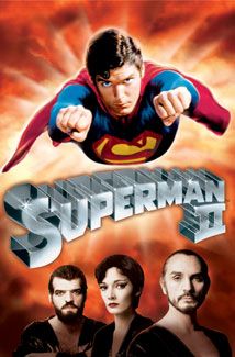 SUPERMAN II () Poster