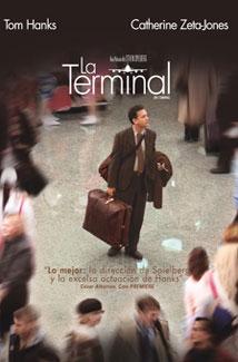 La terminal (2004) Poster