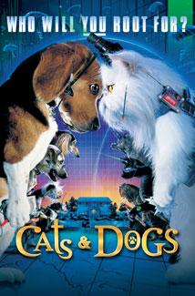 Como perros y gatos (2001) Poster