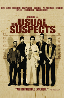 THE USUAL SUSPECTS () Poster