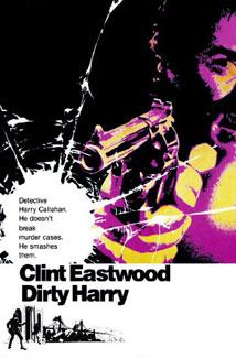 Harry, El Sucio (1971) Poster