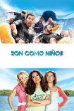 Son como niños (2010) Poster