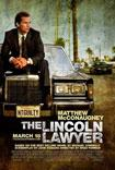 The Lincoln Lawyer (2011) Poster