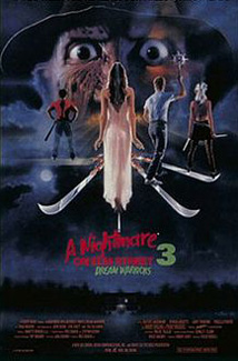 A NIGHTMARE ON ELM STREET 3: DREAM WARRIOR