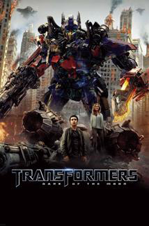 TRANSFORMERS: DARK OF THE MOON () Poster